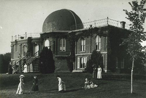 The Old Observatory During the Day of Maria Mitchell