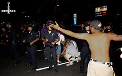 Lakers Championship Celebration 2010 (razorcutgarlic) Tags: california fan losangeles championship riot uniform downtown cops helmet police gear center mob celebration crime badge cop law fans enforcement lakers staples baton challenge officer cuffs handcuffs mobs arrested arrest policeman laker undercover protect 2010 serve suspects policemen suspect standoff confrontation lapd officers uniformed handcuffed detained cuffed detain