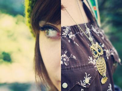 Noni Beanie + PPP Oxy + Vintage Owl