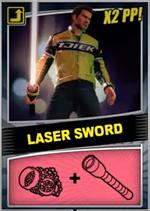 Все комбо карты Dead Rising 2 - где найти комбо карточку и компоненты для Laser Sword