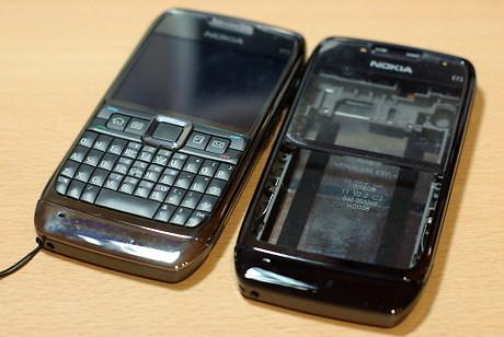 E71 Black case