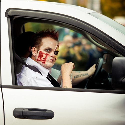 Driving Zombie