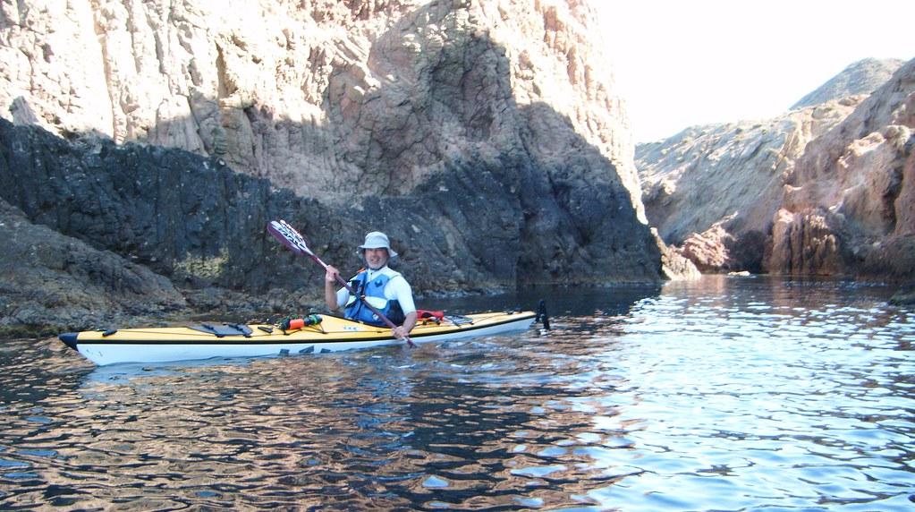 Cabo de Gata en kayak 770