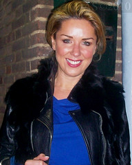 The Gorgeous Claire Sweeney Tell Me On A Sunday taken on a Monday