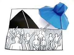blue print II origami series