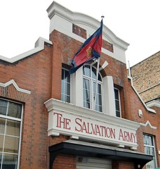 Salvation Army Building London