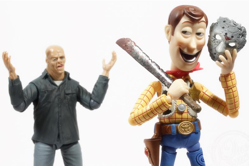 Nuevas fotos extrañas Woody toy story - Taringa!
