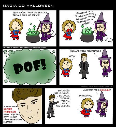 09 - [ESPECIAL] Magia do Halloween