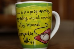 Proud to be a Programmer (StephenMitchell) Tags: cup coffee typo