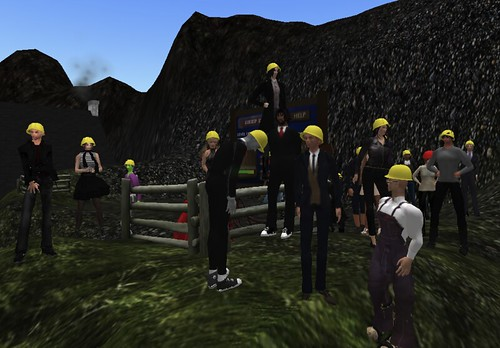virtual mine launch opening
