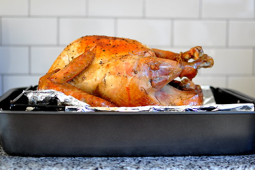 Soy Sauce Brined Turkey