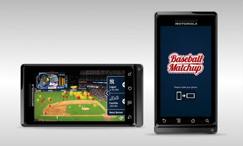Baseball Matchup