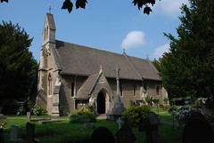 holy trinity church, headington