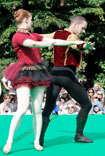 Les Ballets Grooms, Greenwich and Docklands International Festival