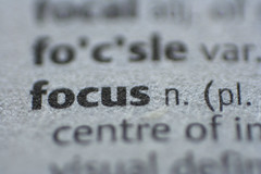 Focus by ihtatho, on Flickr