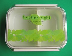Leaflet bento box (500ml)