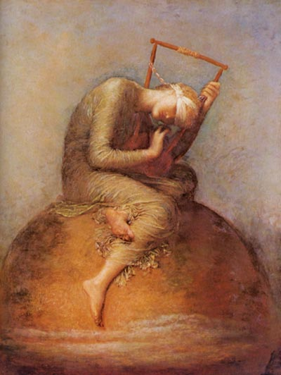 George Frederic Watts, Hope, 1886