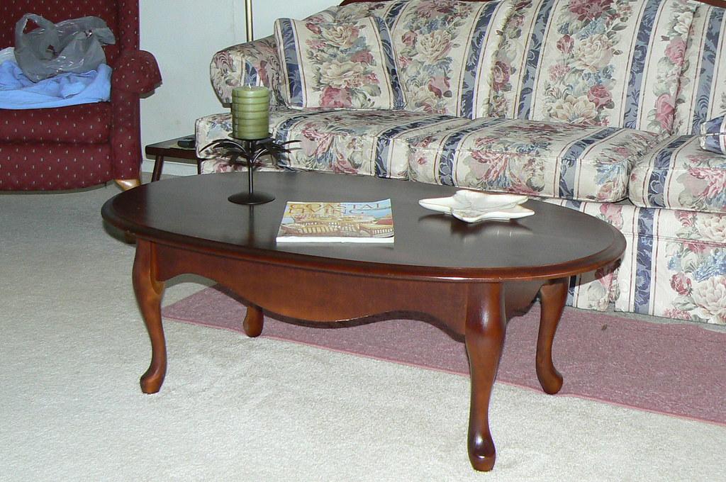Laguana Woods coffee table