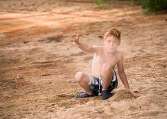 Sandstorm (leesure) Tags: delete10 sand kayak save3 save save2 adirondacks canoe sandcastle adirondack longlake adirondak ds2007