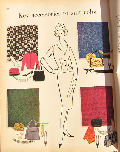 better homes and gardens sewing book 1961 key accessories to suit color