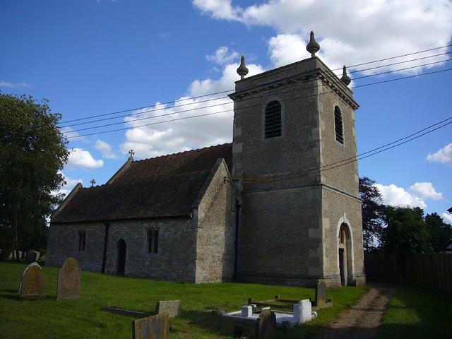 stadhampton church