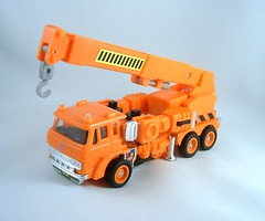 Transformers Grapple - modo alterno (G1 Reissue) (mdverde) Tags: transformers g1 grapple autobots reissue