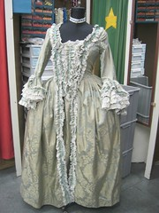 18th Century Dress I Need To Sketch (Diogioscuro) Tags: venice shop costume dress 18thcentury dws costumedesign diogioscuro memoryofadress
