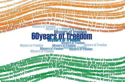"60years of freedom"""".."