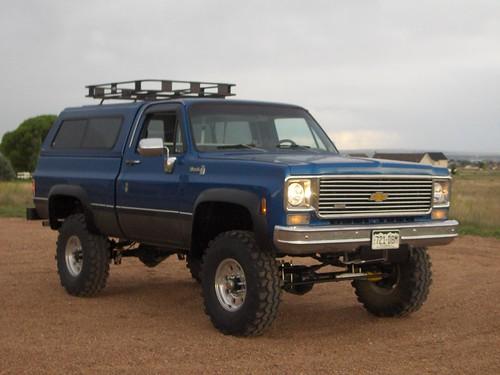 K5 Blazer Roof Rack