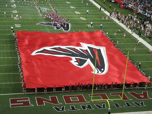 Falcons Flag