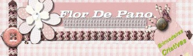 Flor De Pano BLOGSPOT.COM