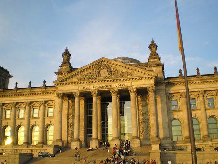 El Reichstag