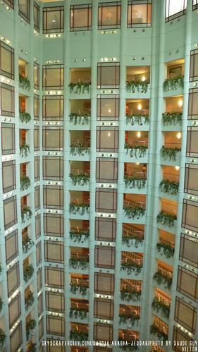 Typical Storeys-Jeddah Hilton