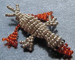 Patito. (naiarais) Tags: animal handmade artesania manualidades abalorios hechoamano bolitas hechopornaiara animalesdebolitas