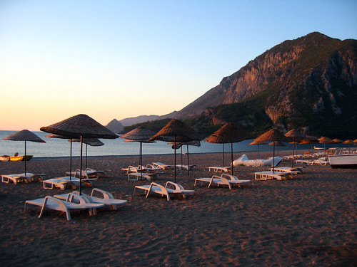Cirali / Olympos beach
