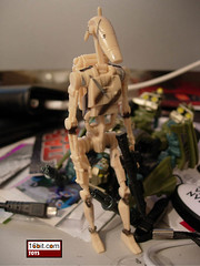 Battle Droid (Sliced Saga Legends)