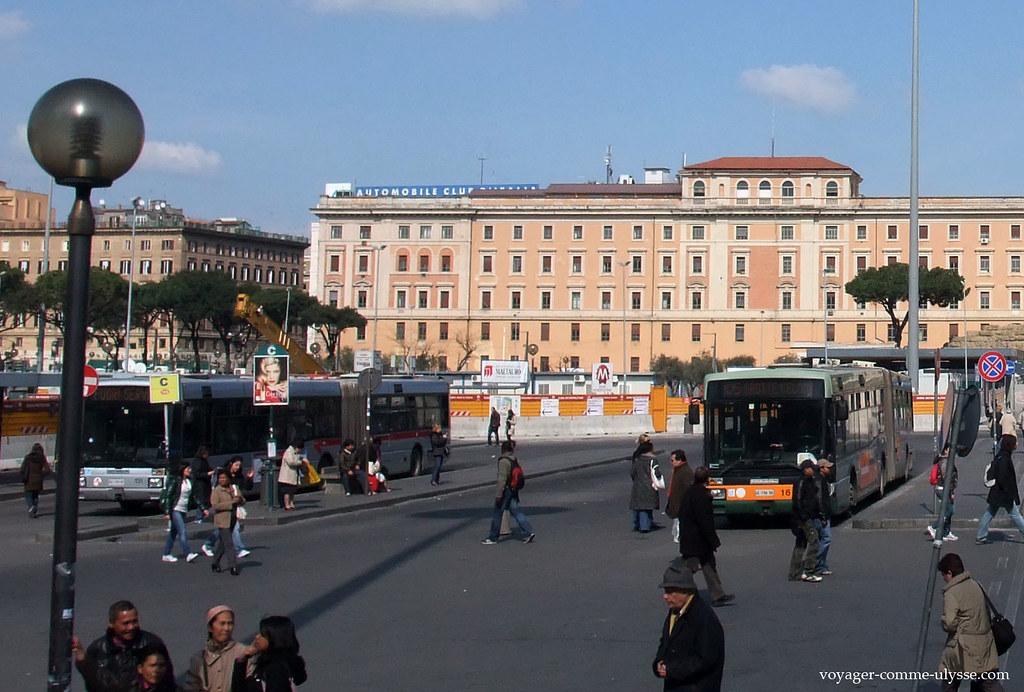 Bus de Rome