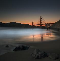 Golden Gate Twilight (nlwirth) Tags: longexposure color goldengatebridge yup fromthearchives pixiedust superaplus aplusphoto somerockstoo