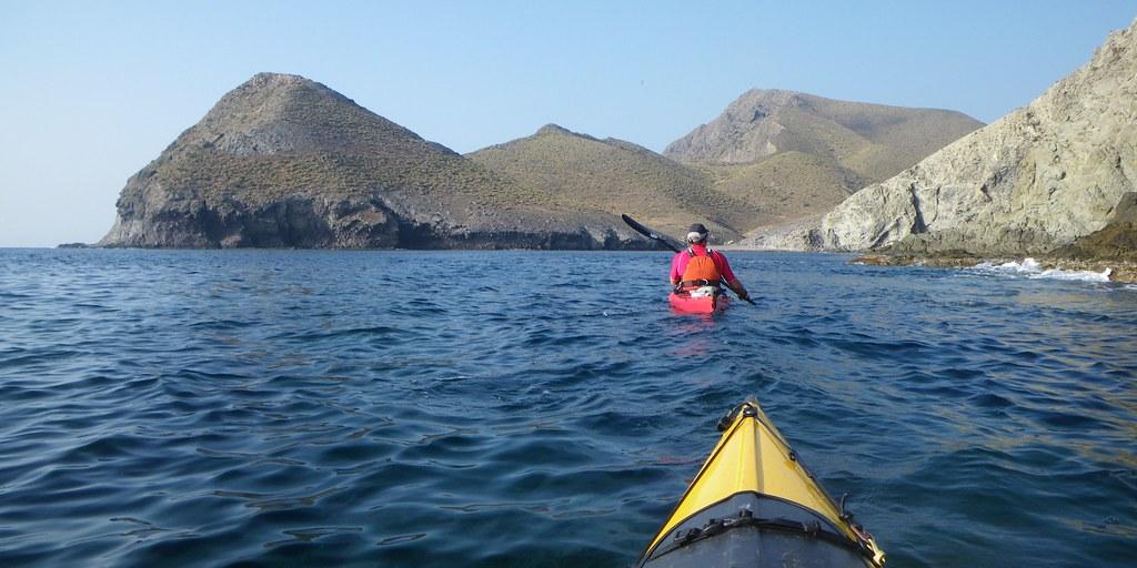 Cabo de Gata en kayak 331