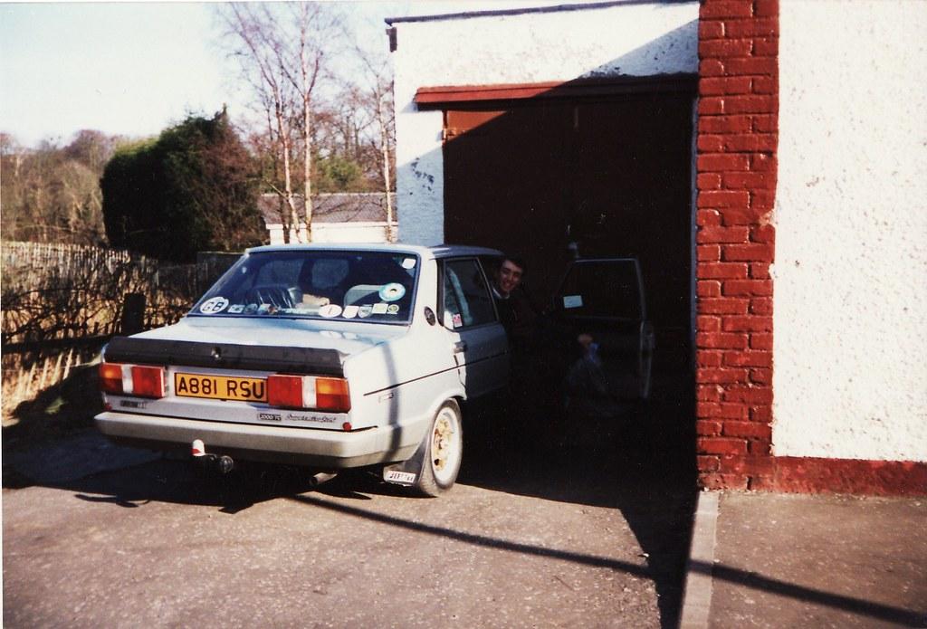 Fiat 131 Mirafiori in regalo 5115659682_49e94a8786_b
