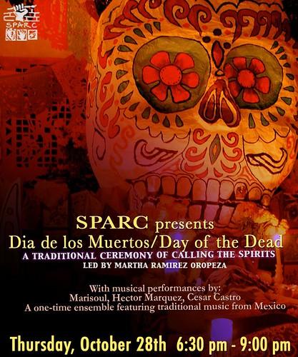 SPARC Dia de los Muertos