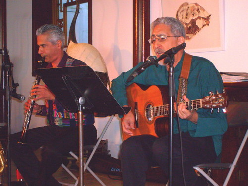 Saul Berson & Moshe Denburg, Tzimmes Jewish Music at Dr. Sun Yat-Sen Chinese Garden - Heart of The City Festival 2010
