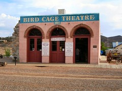Tombstone - Birdcage (Refocus Photography) Tags: arizona building bird history birdcage architecture theater theatre tombstone az cage historic 1881 birdcagetheatre