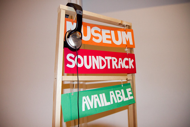 Live Personal Soundtrack Signage