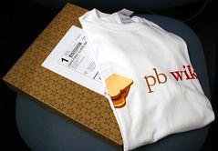 PBwiki Shirt