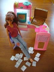 Hacker Barbie