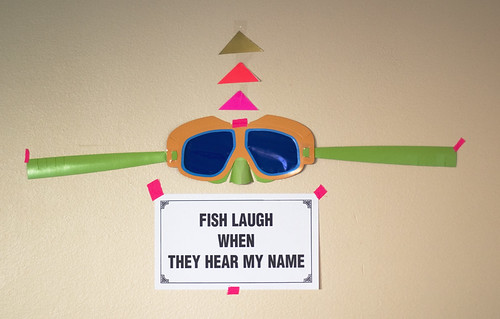 fish laugh