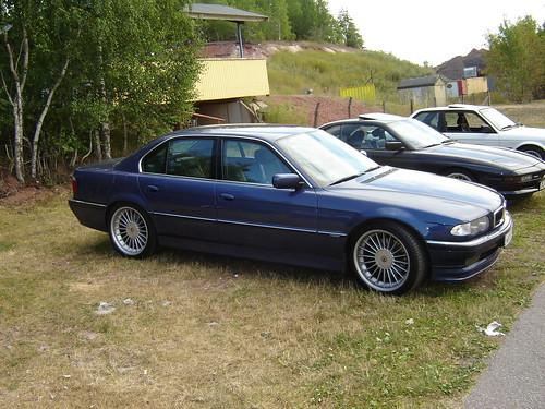 Bmw Alpina B12. BMW Alpina B12
