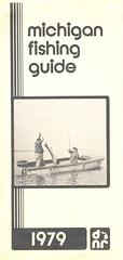 1979 Michigan Fishing License Guide (UpNorth Memories - Donald (Don) Harrison) Tags: lake fishing women michigan memories salmon conservation trout upnorth manistee benzie upnorthmemories donharrison