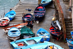 IMG 6889 Boats (michaelcarr) Tags: italy boats colorful europe terre cinque michaelcarr
